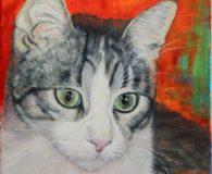 www.die-katzenmalerin.de www.katzenundkunst.de